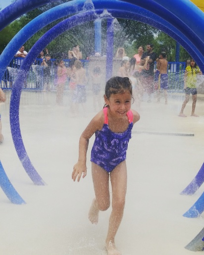 splash pad in Tucson